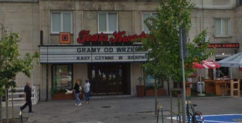 Teatr Kwadrat Warszawa